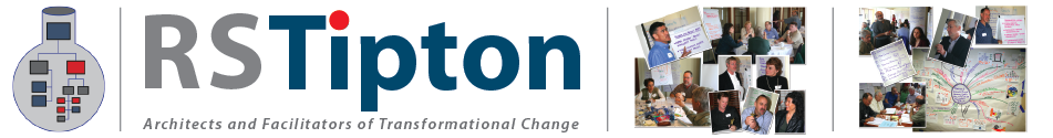 R S Tipton, Inc., Your Change Management Pro | Architects and Facilitators of Transformational Change and Organizational Strategy